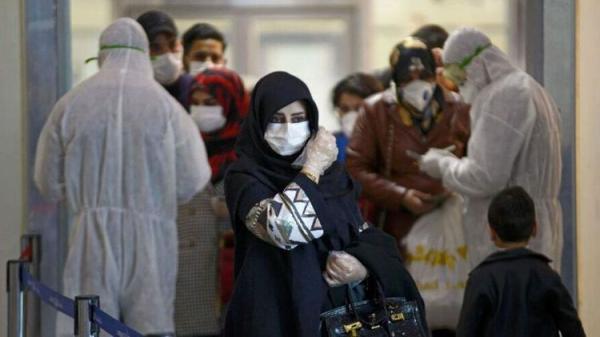 آمار مبتلایان به کرونا در ایران امروز هشتم خرداد 1400