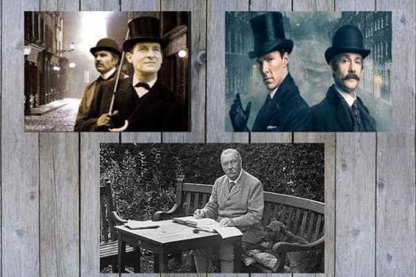 کانن دویل؛ از نوشتن قصه های عاشقانه تا خلق شرلوک هلمز محبوب