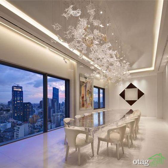جدیدترین مدل های نورپردازی منزل