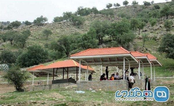اختصاص 7 میلیارد اعتبار به سامان دهی کمپینگ اقامتی چشمه بلقیس چرام