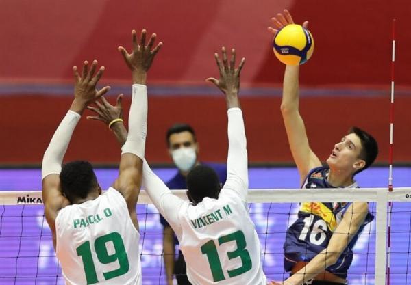 والیبال نوجوانان دنیا، ایتالیا، برزیل، بلغارستان و روسیه به یک چهارم نهایی رسیدند