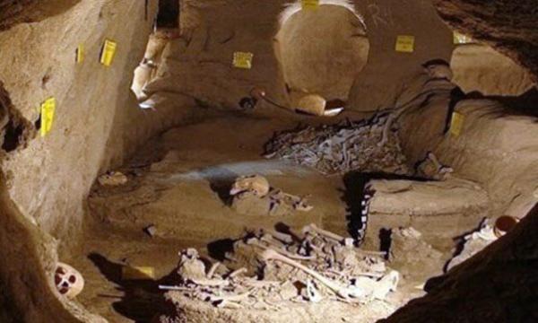 وسیع ترین شهر زیرزمینی ایران آماده بهره برداری شد، فصل دوم کاوش باستان شناسی در شهر زیرزمینی تفرش به خاتمه رسید