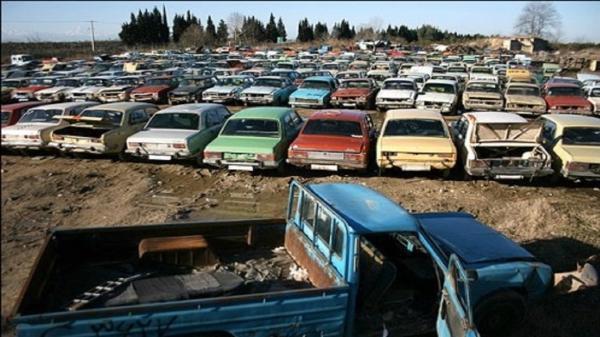 اسقاط خودروهای فرسوده؛ مصوبه ای که به فراموشی سپرده شده است