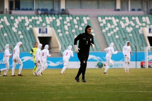کودایی: با اشک های مادرم احساس غرور کردم ، فوتبال بانوان هم پخش تلویزیونی گردد